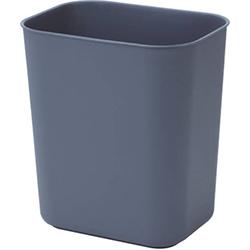 灰色方形桶