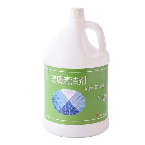 壹嘉樂玻璃清洁剂3.8L